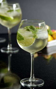 Cocktail Mix, Cocktail Drinks, Cold Drinks, Cocktail Recipes, Alcoholic Drinks, Beverages, Cocktails, Tapas, Kitchen Time
