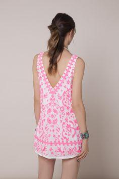 Conocé lo nuevo de este Verano 17 en Rapsodia.com > Vestido Platino Kyra