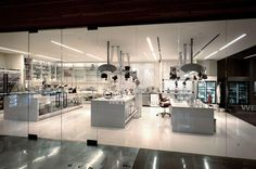 Our Chemistry Lab within the Materials Research Space @ the Idea Playground - WET - Sun Valley, CA
