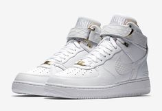 Always a classic  Nike Air Force 1 Hi Just Don AO1074-100 - Sneaker Bar Detroit
