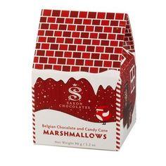 It's a marshmallow world!  #indigo #MagicalHoliday