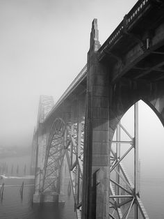 Yaquina Bay Bridge in Newport, OR.  Just went there this weekend 10.3.2012