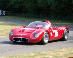 Alfa Romeo, Classic Sports Cars, Classic Cars, Vintage Race Car, Vintage Auto, Alfa Cars, True Car, Pretty Cars, Unique Cars