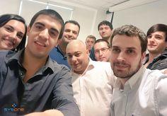 Sesión de agilidad con nuestros clientes!! #EquipoAgile #Gracias #GaliciaSeguros #SysOne