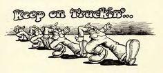Keep on Truckin...