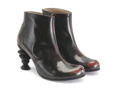 Fluevog Shoes | Shop | Nuumite (Brownish Orange)