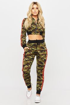 e08301ab47 Army Of Me Set Pants For Women