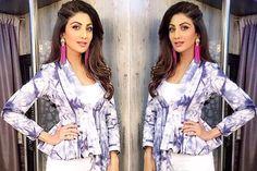 Shilpa Shetty Kundra Outfit | #Fashion #Celebs #Bollywood