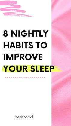 A healthy night time routine can help you fall asleep faster and get a better sleep! How to fall asleep quickly and stay asleep all night! A good, daily sleep routine is great self care! Self care routine! Tricks to fall asleep fast. Insomnia help. Insomnia remedies. How to go to sleep. How to go to sleep faster. #sleep #insomnia Self Development, Personal Development, How To Better Yourself, Improve Yourself, New You Challenge, How To Fall Asleep Quickly, Self Help Group, Insomnia Help, Insomnia Remedies