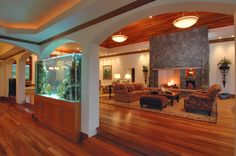 M Squared Design, LLC - contemporary - living room - hawaii - M Squared Design - Architecture
