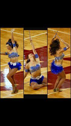 Shakin' that fringe! University of Alabama Crimsonette Tryouts 2015