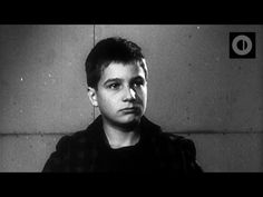 The 400 Blows | Audition Footage | Jean-Pierre Leaud | Francois Truffaut - YouTube