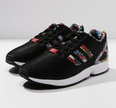 Adidas ZX Flux Aluminum/White : Review & On Foot