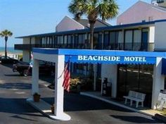 We stayed at the Amelia Island Beachside Motel this summer.