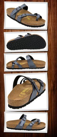 Love These!!! - Birkenstock Mayari Birko Flor from www.planetshoes.com