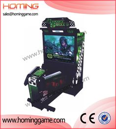 Ghost Squad gun shooting game machine/hot sale game machine(sales@hominggame.com) http://www.hominggame.com/show_Product_en.asp?ID=24