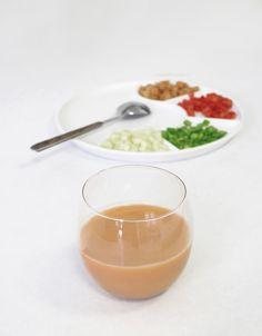 Gazpacho cromático Www.dosyemas.com