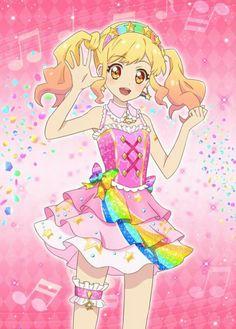Aikatsu! Stars Yume Nijino