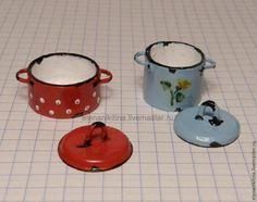 Мастерим миниатюрный кухонный стол для кукольного дома - Ярмарка Мастеров - ручная работа, handmade