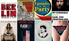 Top  authors give their holiday reading picks in The Guardian.
