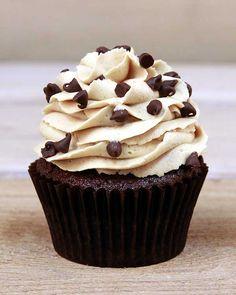 Chocolate Peanut Butter Cupcake by Blue Bird Bake Shop - Orlando, FL