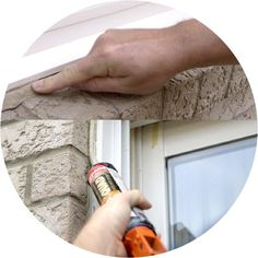 CAULK WINDOWS AND DOORS Exterior | The Home Depot Canada  sc 1 st  Pinterest & Maintenance Tips to Winterize Your Home | Insulation Cozy and Winter
