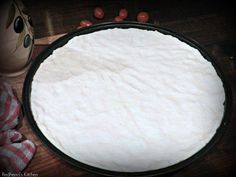 Easy Greek Yogurt Pizza Dough