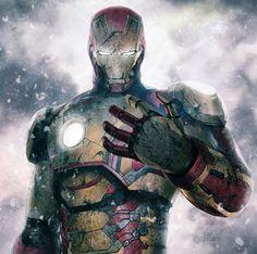 Iron man-Mark 42........................
