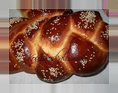 Η πιο τέλεια συνταγή για υπέροχα, τρυφερά, αφράτα, μυρωδάτα, και κορδονάτα τσουρέκια που έχετε φτιάξει ποτέ!!!! Υλικά:... Pastry Cake, Greek Recipes, Food Processor Recipes, Good Food, Bread, Cookies, Baking, Breakfast, Desserts