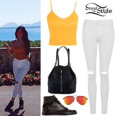 Kylie Jenner Clothes & Outfits | Page 10 of 11 | Steal Her Style | Page 10