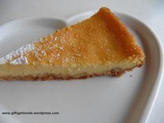 Plazma - Ricotta Torte mit Zitrone