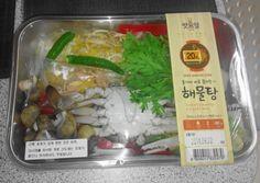 Homeplus Korean Spicy Seafood Stew Pack