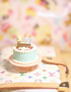 Adorable mini #cake.