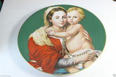 MADONNA & CHILD by MURILLO 1975 Haviland LIMOGES FRANCE