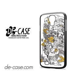 Foster The People Pumped Up Kicks Art DEAL-4374 Samsung Phonecase Cover For Samsung Galaxy S4 / S4 Mini