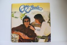 CAPTAIN AND TENNILLE Record, 1970s Vintage Vinyl Album, Song of Joy, 1970s music,70s retro vinyl,vintage collectible music,gift for musician