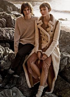 shore leave: karlie kloss and dylan brosnan by camilla nickerson for us vogue november 2015