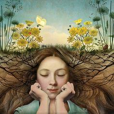 """""""Listen"""" by Catrin Welz-Stein"""