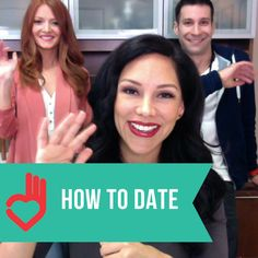 """Introducing A New Tips and Advice Channel For Singles Called: """"How To Date"""" #Love #dating #datingtips"""