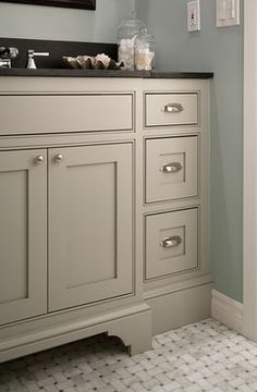 Cabinet color