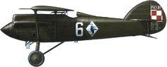 PWS-10 - polski samolot myśliwski. 132. Eskadra Myśliwska, 3. Pułk Lotniczy…