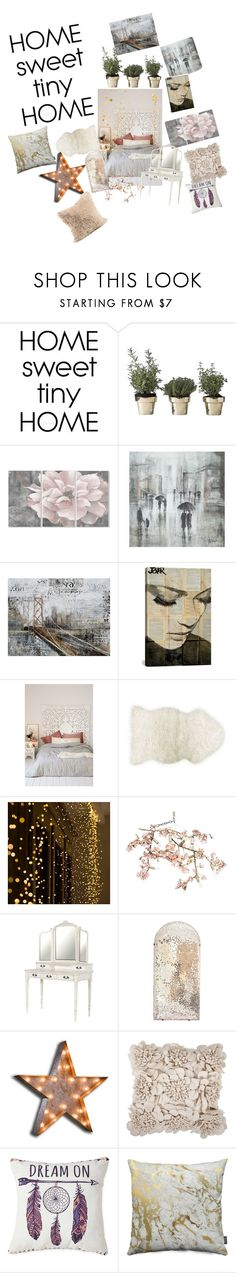 """""""Beautiful Bedroom"""" by debbie-riley ❤ liked on Polyvore featuring interior, interiors, interior design, home, home decor, interior decorating, Skultuna, Stupell, Leftbank Art and Yosemite Home Décor"""