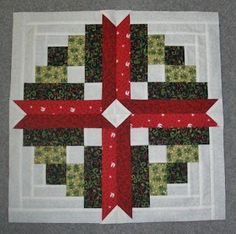 Christmas block