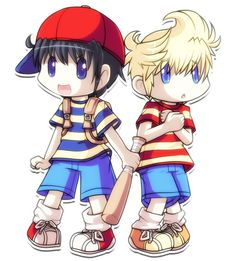 mother ness and lucas