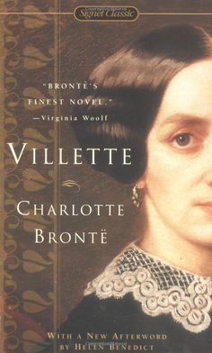 I am so interested to read this..any opinions on Bronte's Villette?