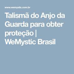 Talismã do Anjo da Guarda para obter proteção | WeMystic Brasil