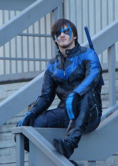 #Cosplay: #Nightwing
