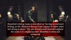 The Hannibal Design...interesting thoughts on his house.-------- this is my design. Lool(;