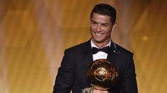 Ronaldo beats Messi to Ballon d'Or 2014 - Yahoo Sports
