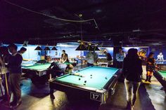 Fat Cat - Bars & Clubs - Compete and have fun with your friends playing billiard and table tennis in a cozy yet comfy place at Fat Cat